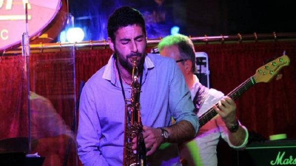Darshan: Il primo album del jazzista Giuseppe Santangelo